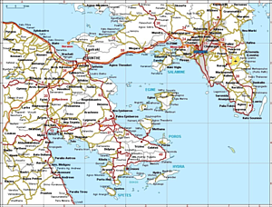 Grèce : Athènes et le péloponèse